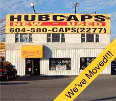Hubcap Co. 102-12332 Pattullo Place Surrey B.C.
